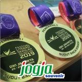 Plakat Medali - Festival Literasi SMK 2019`