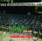 Wisuda Universitas Negeri Jember