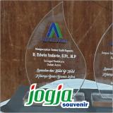 Plakat Acrylic Daun - Agromix Lestari