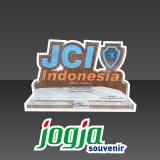 Plakat Acrylic - JCI Indonesia President
