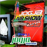 Plakat Acrylic - Jogja Airshow Pelangi Nusantara