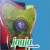 Plakat Fiber - Persatuan Dokter Gigi Indonesia (PDGI)