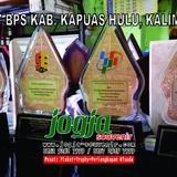 Plakat BPS Ka. Kapuas Hulu