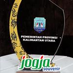 Plakat Acrylic Pemerintah Kalimantan Utara #2