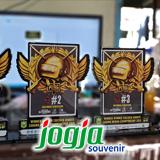 Trophy Kejuaraan - PUBG Sabang Merah Championship