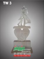 Wedding Award / Trophy Manten