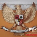 Lambang Garuda Fiberglass/Resin