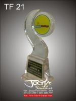 Trophy Bakrie Olahraga 1