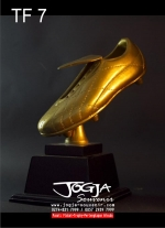 Trophy Sepatu Sepak Bola